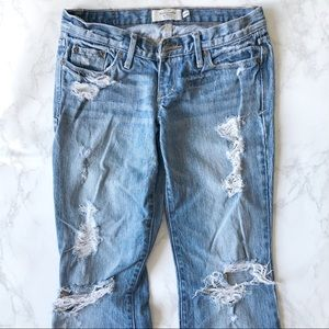 Abercrombie 00s Distressed Jeans